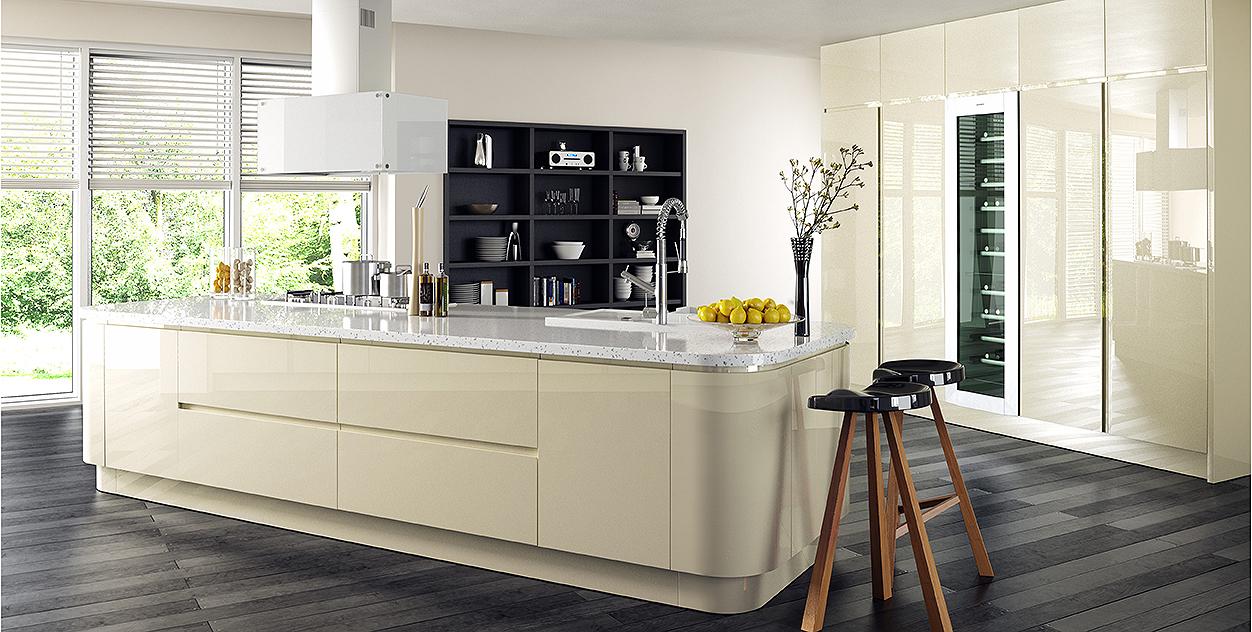 Kitchens tierney kitchens for Kitchen design ireland