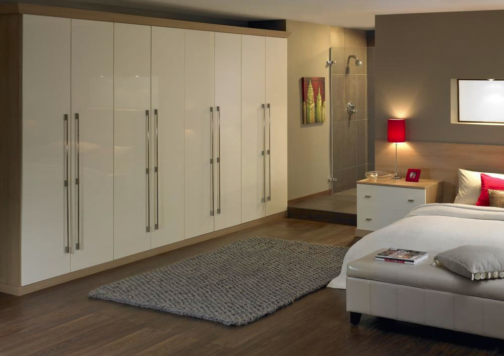 fitted wardrobes can create your dream bedroom