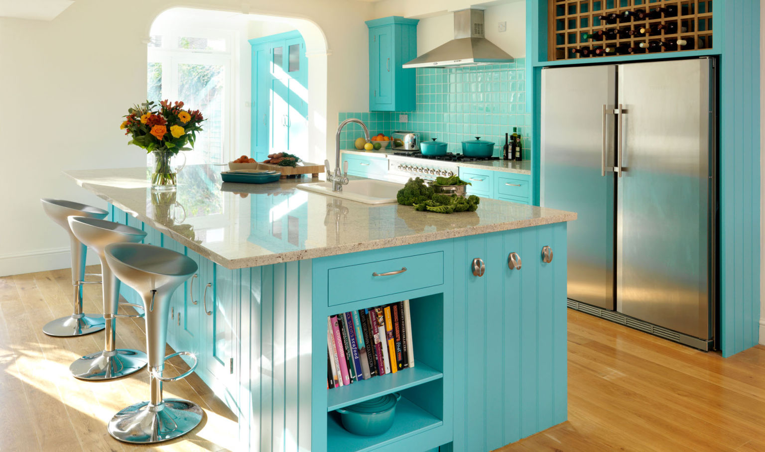 Kitchen Islands - Tierney Kitchens