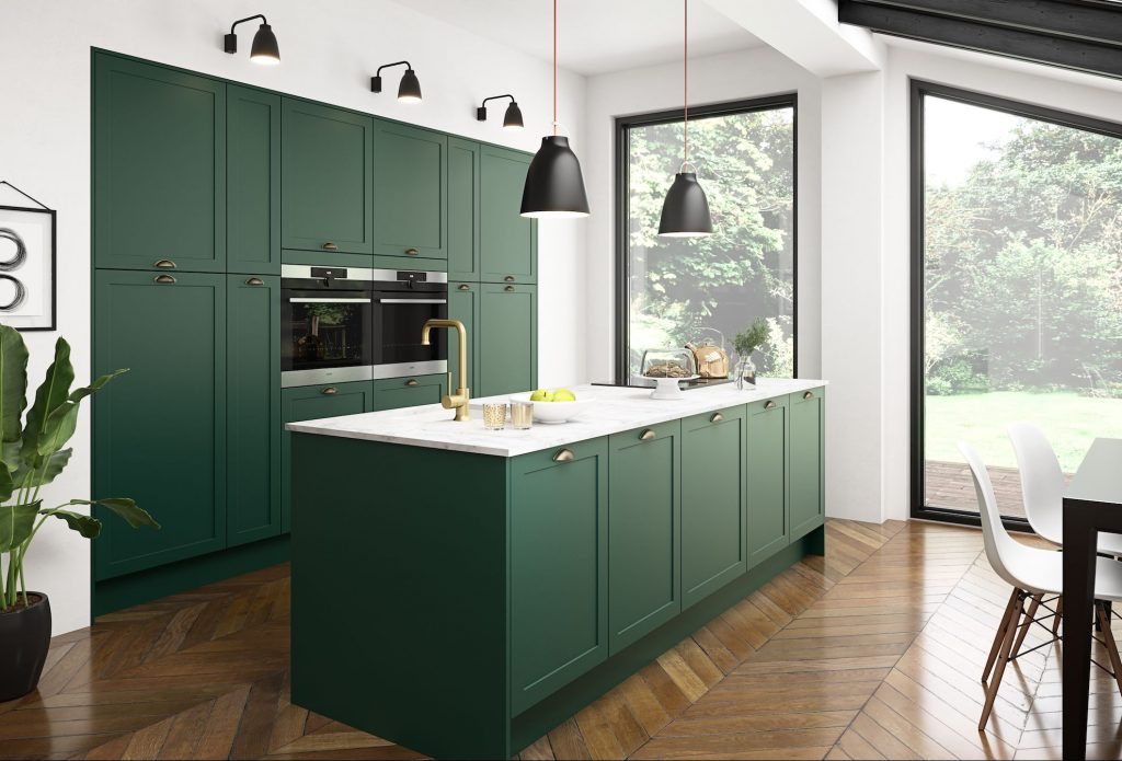 Five Kitchen Colour Trends for 2019 - Tierney Kitchens